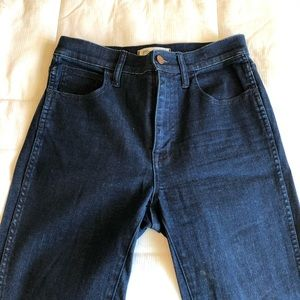NWOT Madewell High Riser Jeans